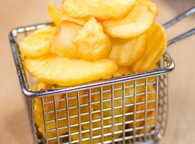 Portion Bratkartoffel