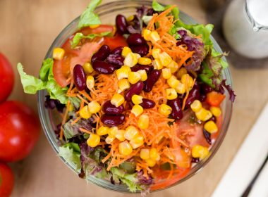 Großer gem. Salat